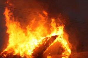 Gas Cylinder Blast in Thane, ठाण्यात अँब्युलन्समध्ये स्फोट