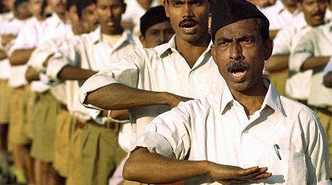 PM Modi , God Gift, RSS, Narendra Modi, BJP, venkaiah naidu, Loksatta, loksatta news, marathi, marathi news
