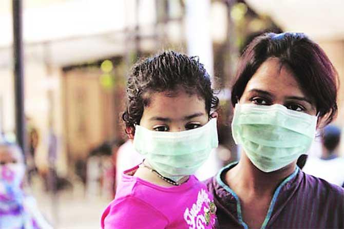 4 year old girl, death, swine flu, pimpari chinchwad