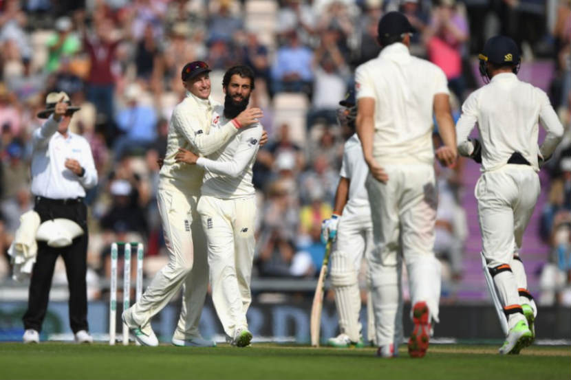 England vs India 4th Test