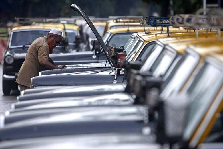 Taxi strike , ola and uber, mumbai , Loksatta, Loksatta news, Marathi, Marathi news