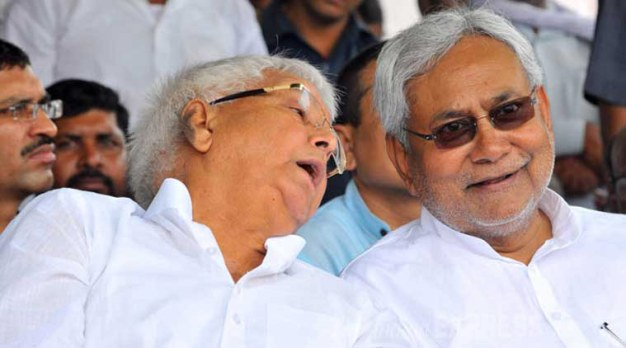 Lalu Prasad Yadav , People of Bihar are upset with Nitish Kumar move , RJD , JDU, BJP, Loksatta, Loksatta news, Marathi, Marathi news