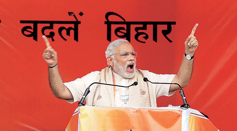 Modi, beef row, Lalu Prasad, लालूप्रसाद यादव, नरेंद्र मोदी, सैतान