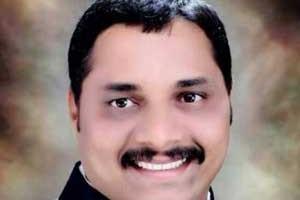 Ncps Bhor Tehsil Leader Vijay Mirghe,राष्ट्रवादीचे मुळशी तालुका प्रमुख विजय मिरघे