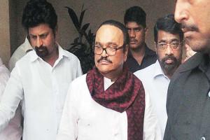 Chhagan Bhujbal, माजी सार्वजनिक बांधकाम मंत्री छगन भुजबळ