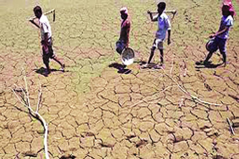 drought affected villages, Water, rain, Maharashtra, Loksatta, Loksatta news, Marathi, Marathi news