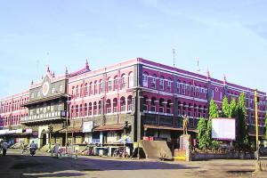 kolhapur municipal corporation, कोल्हापूर महापालिका