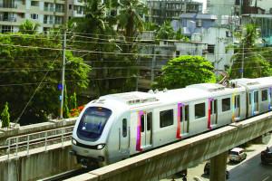 mumbai metro, Ticket fare, Train pass, Reliance, Loksatta, Loksatta news, marathi, Marathi news