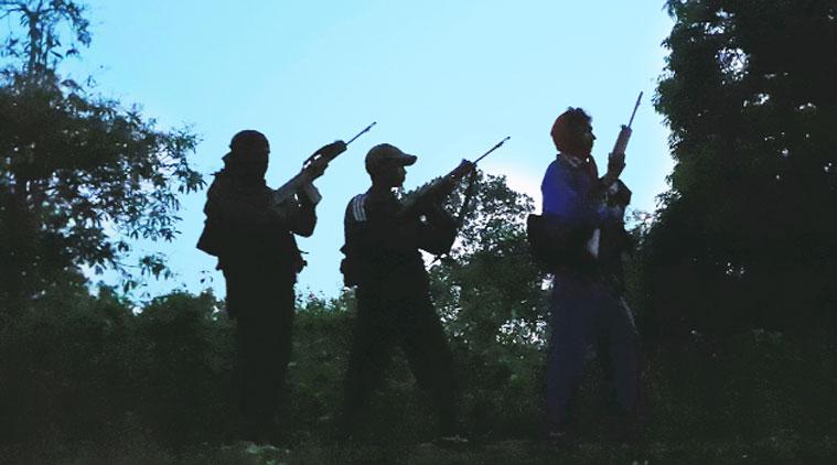 नक्षलवादी, maoist, naxalite