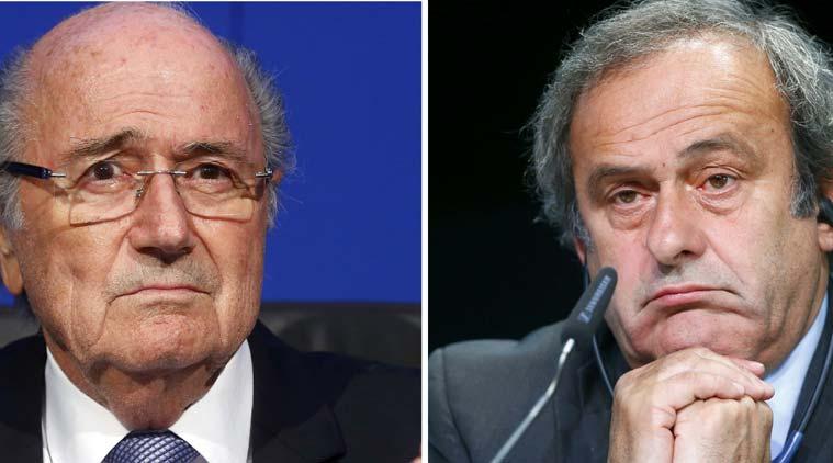 FIFA bans. Sepp Blatter, Michel Platini , Football, Loksatta, Loksatta news, Marathi, Marathi news