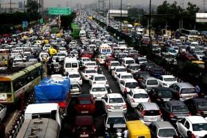 दिल्ली वाहतूक, delhi traffic