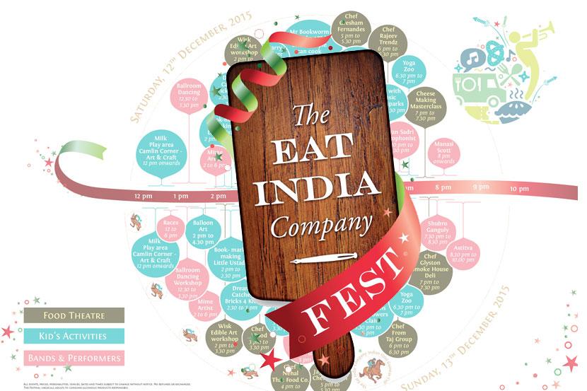 Food Fest, Family, Mumbai, The Eat India Company