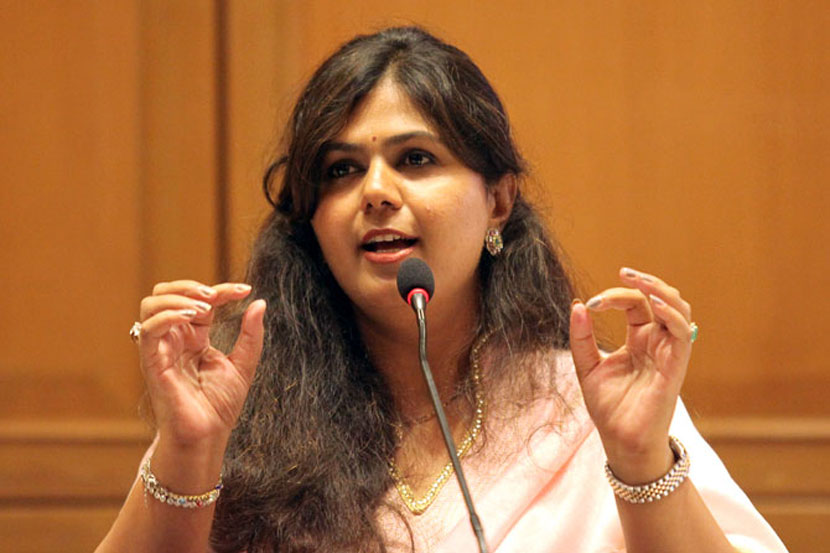 Pankaja Munde , corruption allegations, Drought selfie, Maharashtra, Loksatta, Loksatta news, Marathi, Marathi news