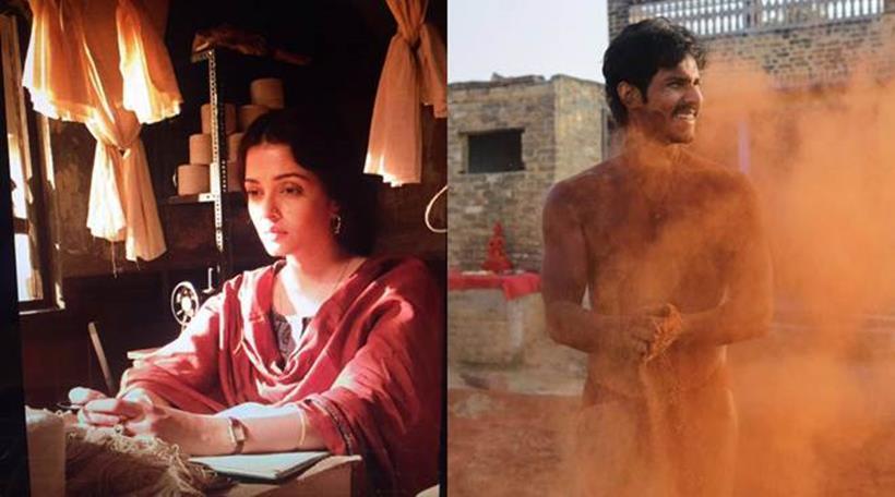 ऐश्वर्या राय बच्चन व रणदीप हुडा 'सरबजित' या आगामी चित्रपटात बहिण-भावाच्या भूमिकेत दिसणार आहे. भारत-पाक सीमा ओलांडणाऱ्या एका शेतक-याची सत्याकथा सांगणाऱ्या या चित्रपटाचे दिग्दर्शन ओमंग कुमार यांनी केले आहे. १९ मे रोजी हा चित्रपट चित्रपटगृहात दाखल होत आहे. (सौजन्य – टिवटर)