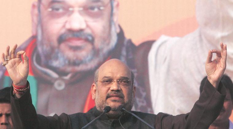 Amit Shah , Congress, Narendra Modi, BJP, JNU, nationalism, Loksatta, Loksatta news, Marathi, Marathi news