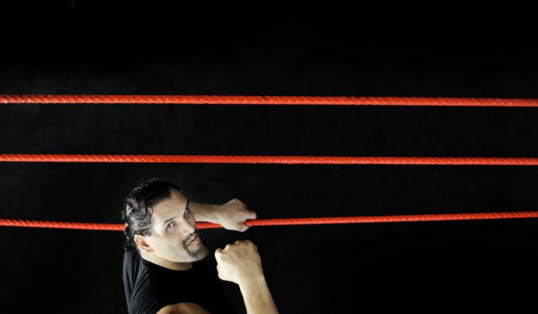 WWE wrestler , The Great Khali , wrestling , Loksatta , Loksatta news , Marathi, Marathi news