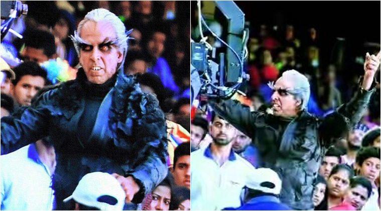 Akshay Kumar , Bollywood, Tamil movies, villainous crow look , Rajinikanth, Entertainment, Loksatta, Loksatta news, Marathi, Marathi news