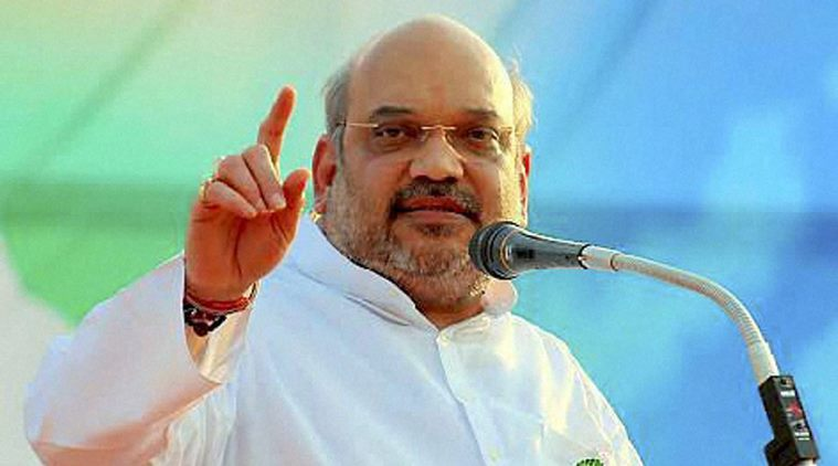 BJP chief Amit Shah , bjp
