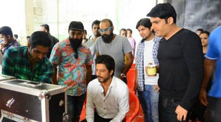 Shah Rukh Khan , Kapil Sharma, The Kapil Sharma Show, Bollywood, Entertainment news, Sony television, Loksatta, Loksatta news, Marathi, marathi news