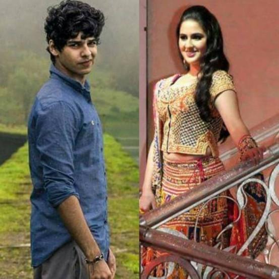 चित्रपटात ईशान सैफ अली खानची मुलगी साराबरोबर दिसणार असल्याचं समजतं.