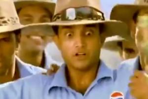 भारतीय क्रिकेट संघाची जुनी जाहिरात सोशल मिडीयावर व्हायरल