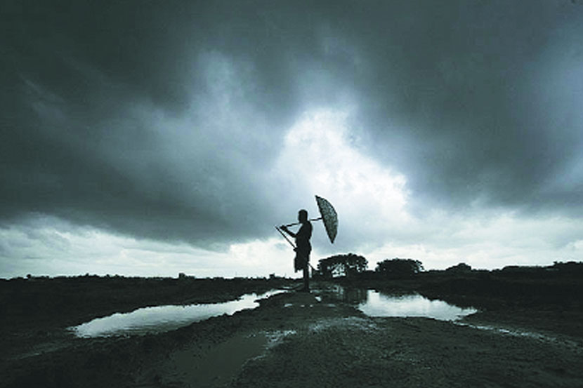 Monsoon, rain, east Vidarbha , Loksatta, loksatta, marathi, Marathi news,