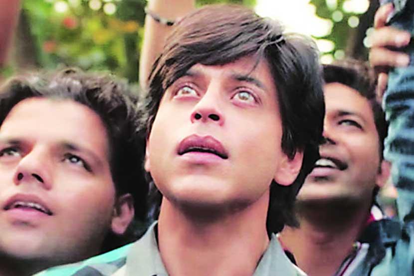 फॅन, shah rukh khan, शाहरुख खान