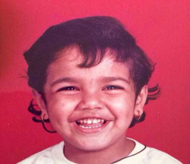 गेल्यावर्षी श्रियाच्या वाढदिवसाला सचिन यांनी तिच्या लहानपणीचा फोटो शेअर करून तिला शुभेच्छा दिल्या होत्या.