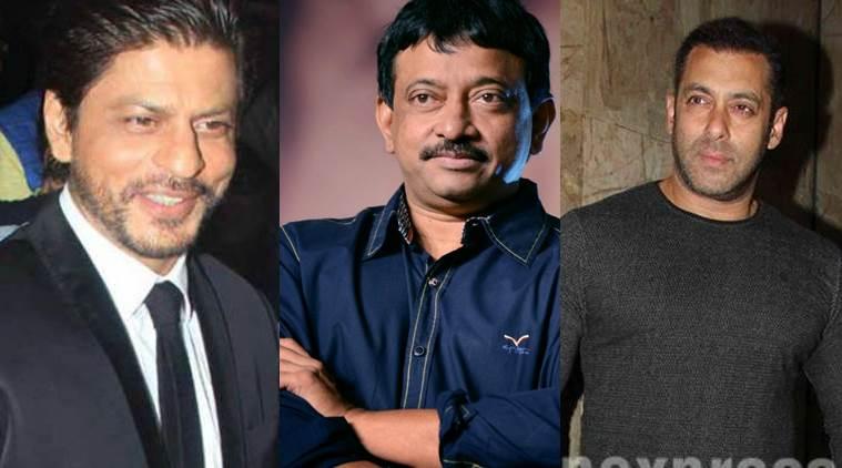 Ram Gopal Varma, Bollywood, SRK , Shah Rukh Khan, Salman Khan , Fan, Sultan, loksatta, Loksatta news, Marathi, Marathi news,