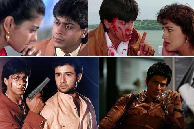 Fan, Baazigar, Don, Darr, Shah Rukh Khan , negative roles , Bollywood, Entertainment, Loksatta , Loksatta news, Marathi, Marathi news