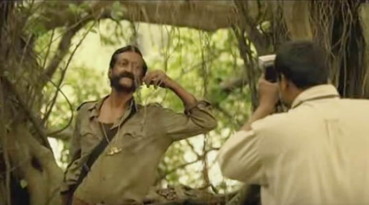 Veerappan trailer , Ram Gopal Varma, sandalwood smuggler brutal side , Bollywood, Entertainment, Loksatta, Loksatta news, Marathi, Marathi news