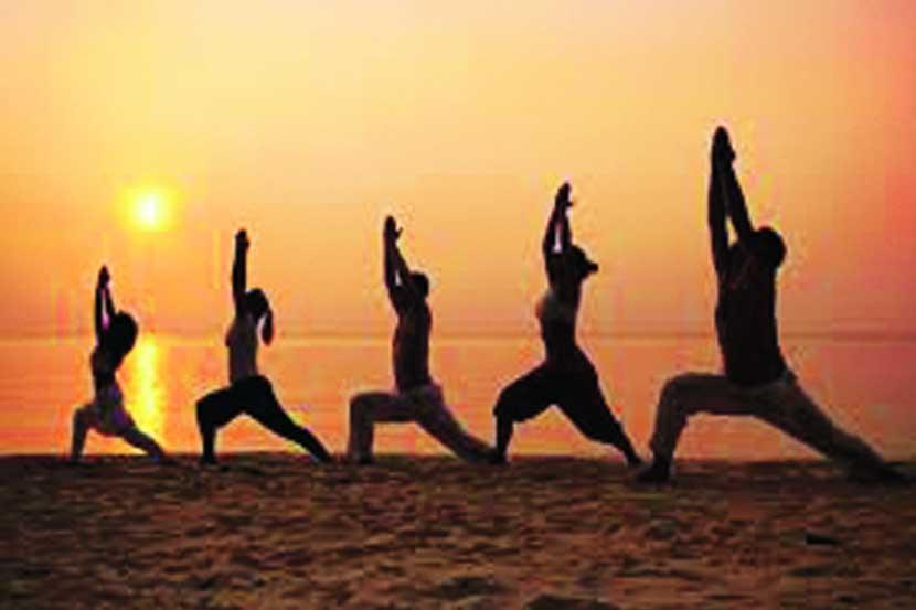 yoga day, yoga, om