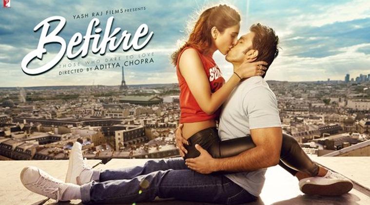 Befikre , song , Bollywood, Ranveer Singh , Vaani Kapoor, french kiss , Loksatta, Loksatta news, Marathi, Marathi news