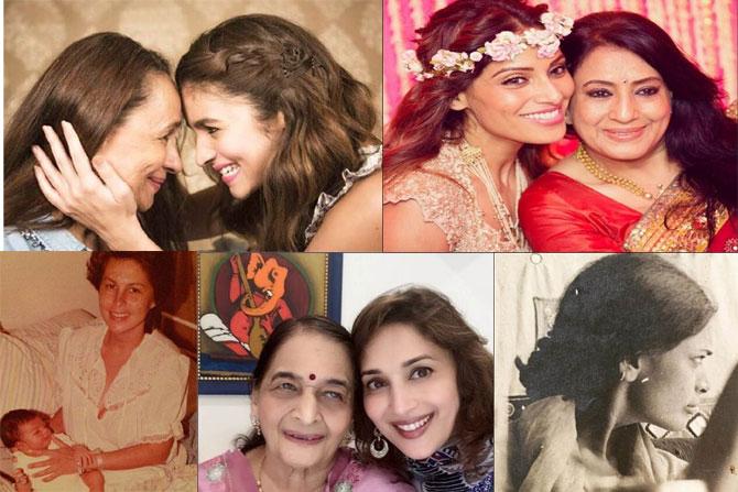 Happy Mother's Day , Bollywood, see pics, Entertainment , Loksatta, Loksatta news, Marathi, Marathi news