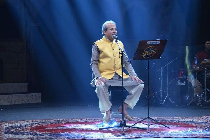 शंकर महादेवन यांच्यापासून झी युवावर  सुरु झालेला 'सगरम'चा हा संगीतमय प्रवास, आनंद शिंदे, आदर्श शिंदे, लोकशाहीर  नंदेश उमप यांनी एका वेगळ्याच उंचीवर नेऊन ठेवला.
