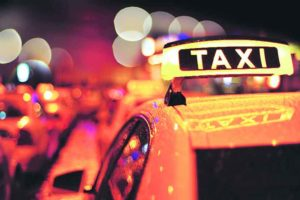 electric taxi from ola