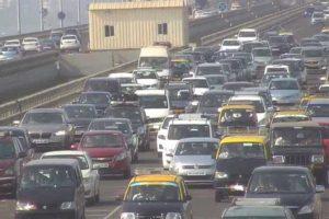 Traffic Congestion , traffic jams in Mumbai