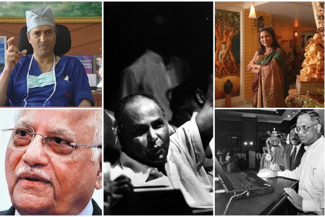 भारतातील ही ९ महान व्यक्तिमत्वे म्हणजे संघर्षातून यशाचे शिखर गाठणारी उत्तम उदाहरणे असल्याचं म्हटल्यास वावगे ठरणार नाही. जाणून घेऊया या नवरत्नांविषयीच्या काही खास गोष्टी.