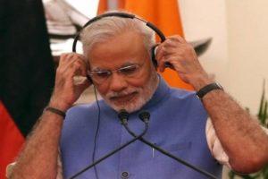 Mann ki baat, pm narendra modi