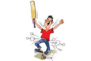 chinmay mandlekar cricket team