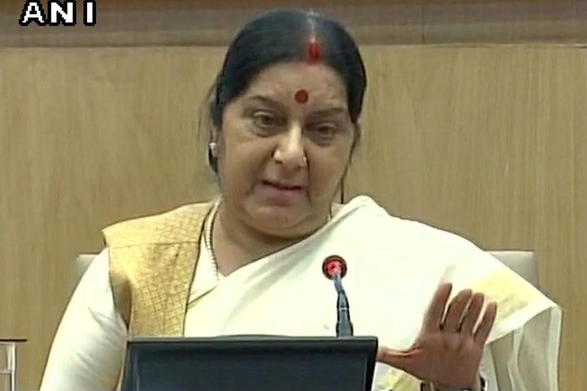 EAM Swaraj , Loksabha , What government will we get by misleading peoples , 39 Indians missing in Iraq, mosul , isis, Loksatta, Loksatat news, Marathi, Marathi news