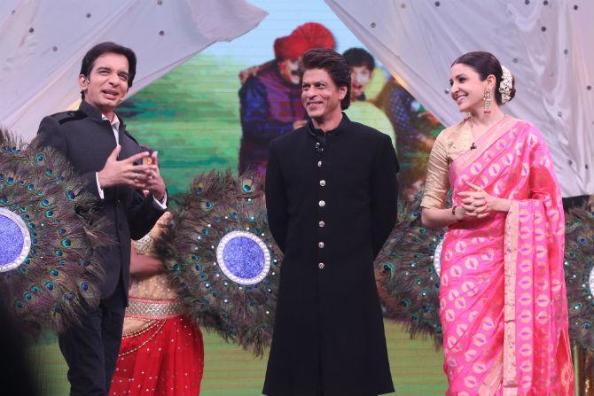 मुळचा दिल्लीचा असलेला शाहरुख आता पक्का मुंबईकर झालेला आहे. मराठी पदार्थ, मराठी भाषा, मराठी  चित्रपट नाटक याबद्दल त्याला कायम आकर्षण आहे आणि तो हे नेहमी बोलून दाखवतो. त्याचं हेच मराठी प्रेम या कार्यक्रमातही पाहायला मिळणार आहे.