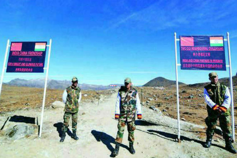 doklam standoff, india, china