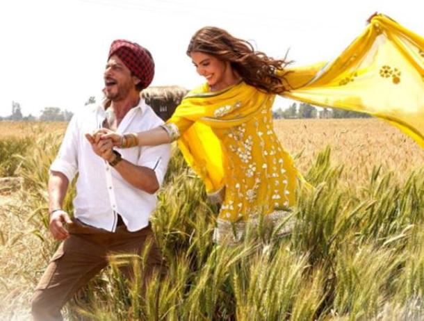 या चित्रपटात शाहरुख एका पंजाबी टुरिस्ट गाइडच्या म्हणजेच 'हॅरि'च्या भूमिकेत झळकणार आहे. तर, अनुष्का गुजराती मुलीच्या म्हणजेच 'सेजल'च्या भूमिकेत झळकणार आहे.
