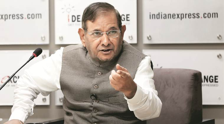 Sharad Yadav , BJP, RJD, JDU , Nitish Kumar joining hands with BJP Don't agree with decision it's unfortunate , Nitish Kumar, Sushil Modi, Narendra Modi, Loksatta, Loksatta news, Marathi, Marathi news