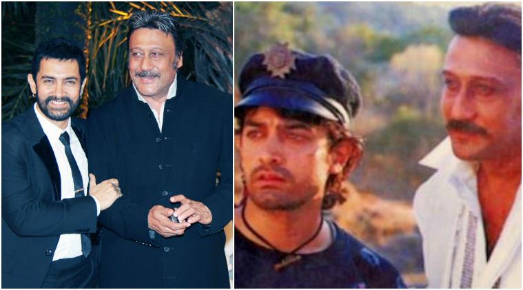 आमिर खान, जॅकी श्रॉफ