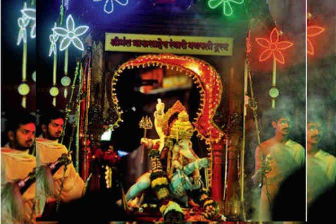 125th year of festivities of Ganeshotsav , गणेशोत्सव , Bhau Rangari Mandal, भाऊ रंगारी मंडळ, Pune Municipal Corporation, PMC , Lokmanya bal gangadhar Tilak , Pune Loksatta, loksatta news, marathi, Marathi news