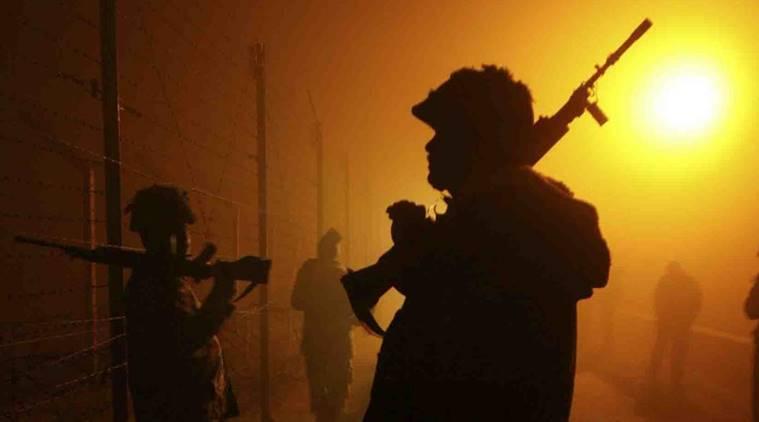JK Encounter , JK Encounter underway , security forces , militants in Shopian district, Pakistan, Loksatta, Loksatta news, Marathi, Marathi news