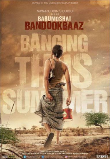 'बाबुमोशाय बंदूकबाज' या अॅक्शन थ्रिलर चित्रपटातून नवाजुद्दीन सिद्दीकीच्या अभिनयाची आणखी एक बाजू पाहायला मिळणार आहे.