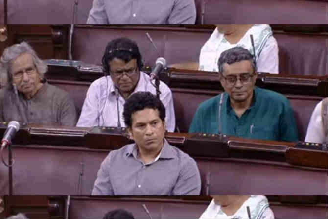 Sachin Tendulkar , Cricket , Rajya Sabha proceedings , parliament, Loksatta, Loksatta news, Marathi, Marathi news, Rekha